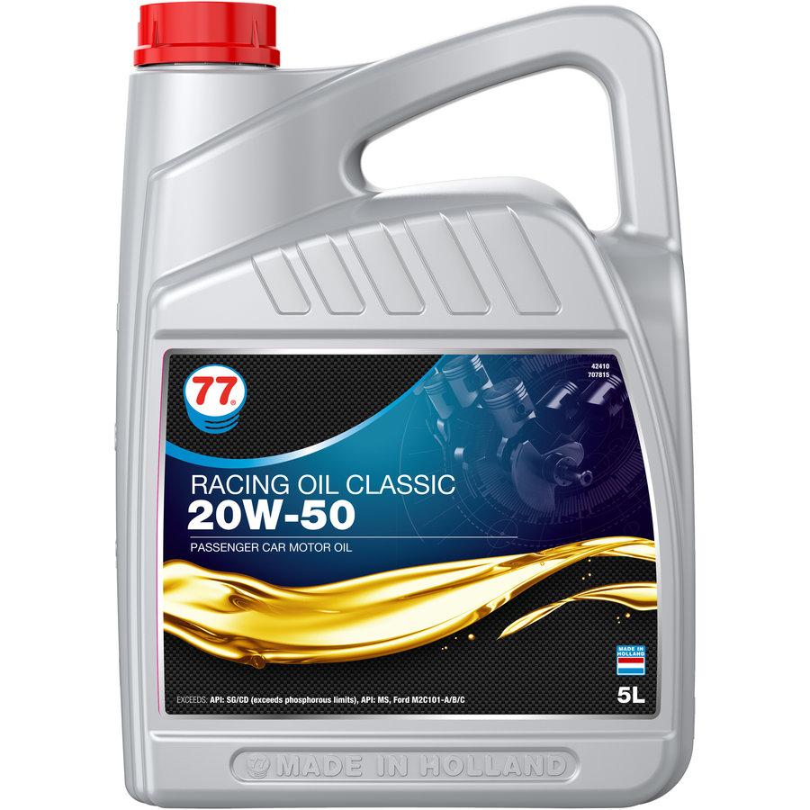 Racing Oil Classic 20W-50 - Motorolie, 3 x 5 lt-2