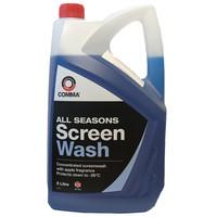 All Season Screen Wash - Ruitenreiniger, 5 lt (OUTLET)