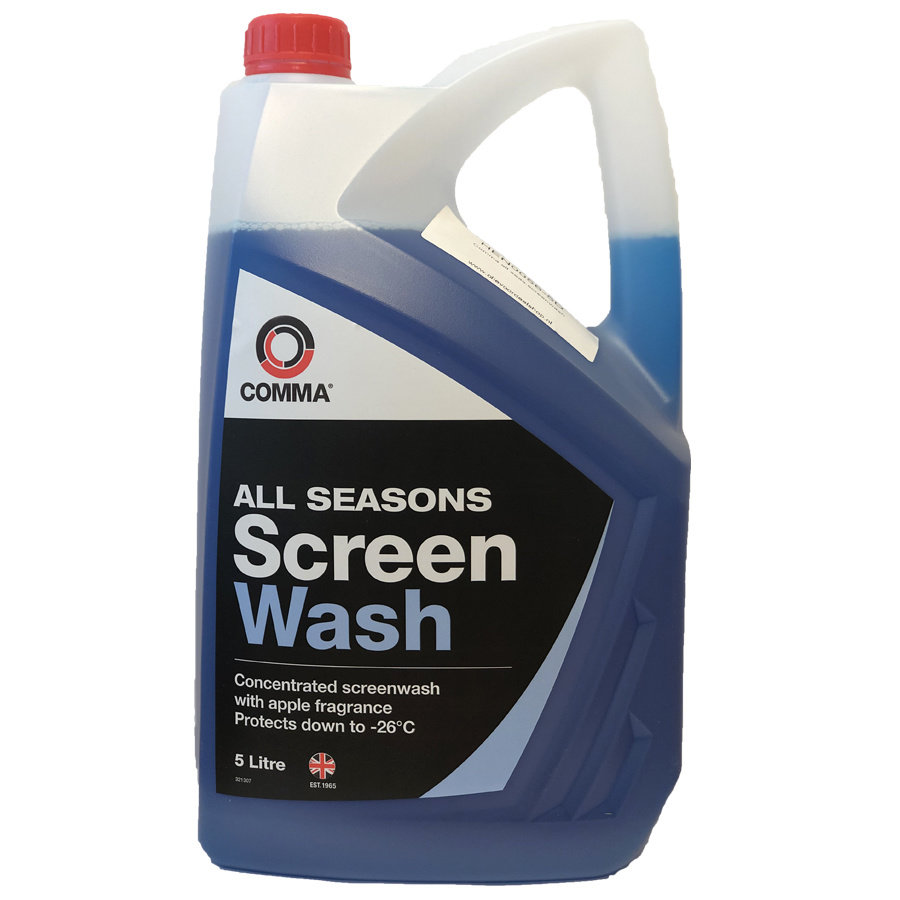 All Season Screen Wash - Ruitenreiniger, 5 lt (OUTLET)-1