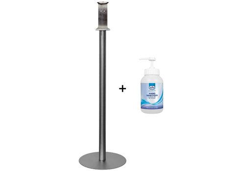 Eurol Stand bracket + 1L Hand Sanitizer