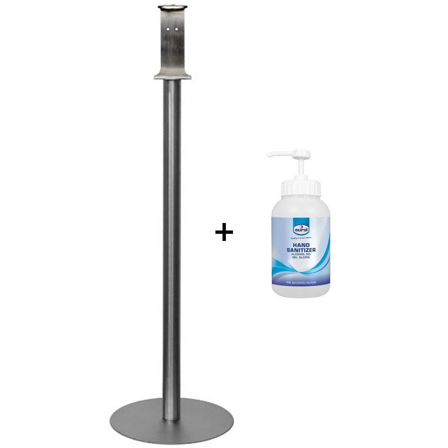 Stand bracket + 1L Hand Sanitizer-1