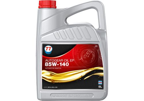 77 Lubricants Versnellingsbakolie EP 85W-140, 5 lt