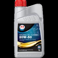 Racing Oil Classic 20W-50 - Motorolie, 1 lt