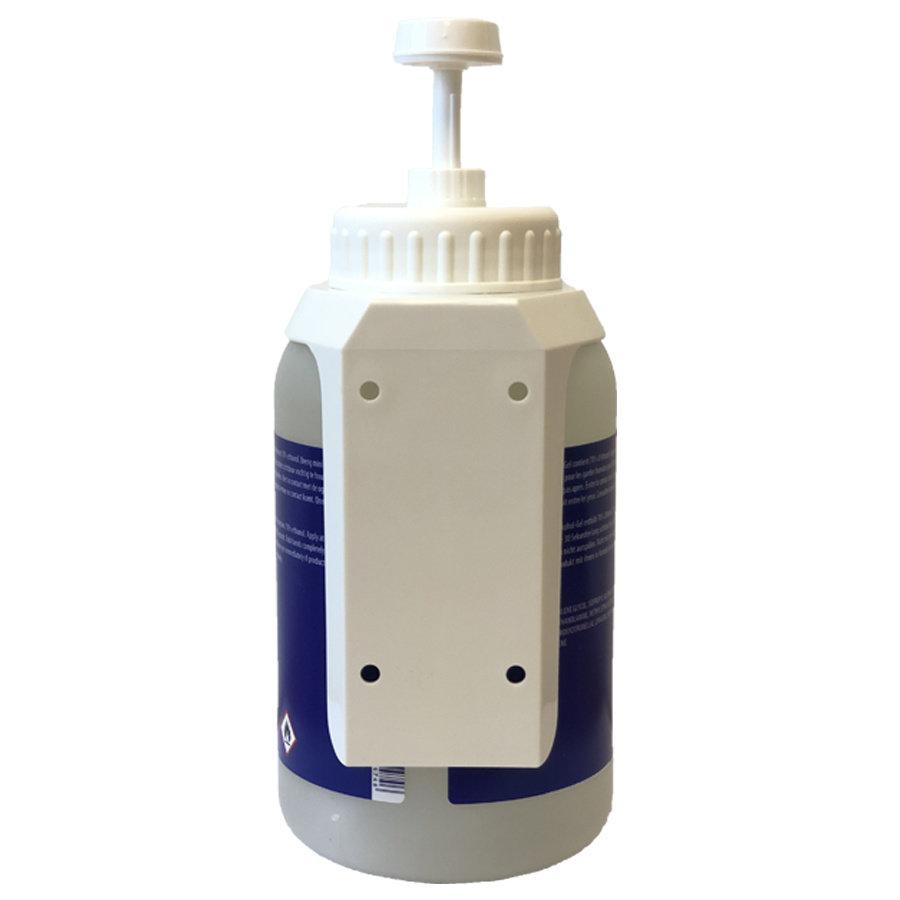 Hand Sanitizer Alcohol Gel Dispenser, 1 lt-2