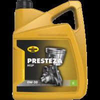 thumb-Presteza MSP 0W-20 - Motorolie, 4 x 5 lt-2