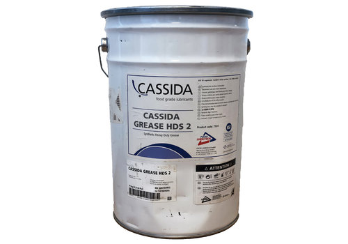 Fuchs Cassida Grease HDS 2 - Vet, 19 kg (OUTLET)