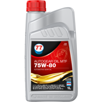 Autogear MTF 75W-80 - Versnellingsbakolie, 1 lt