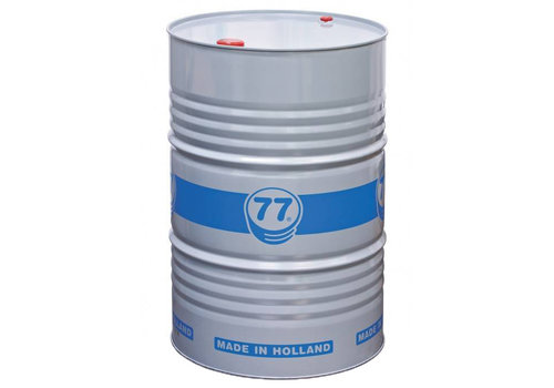 77 Lubricants Industriële tandwielolie Synth 100, 200 lt