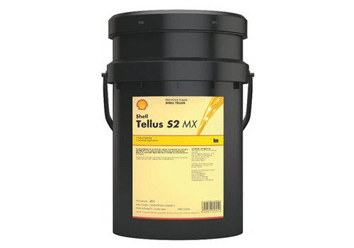 Shell Tellus S2 MX 68 - Hydrauliekolie, 20 lt