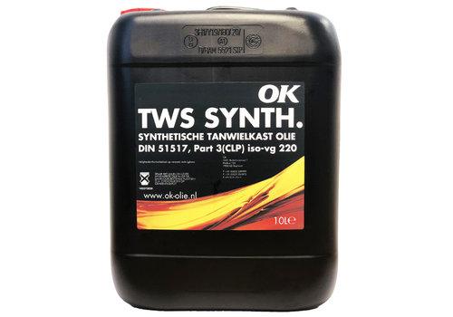 OK TWS Synthetic 220 - Tandwielkastolie, 10 lt
