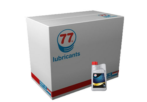 77 Lubricants Outboard Engine Oil 2T - Buitenboordmotor olie, 12 x 1 lt