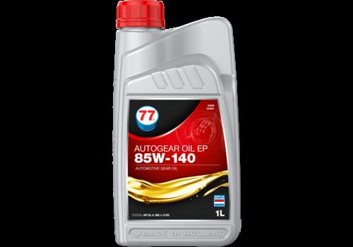 77 Lubricants Versnellingsbakolie EP 85W-140, 1 lt
