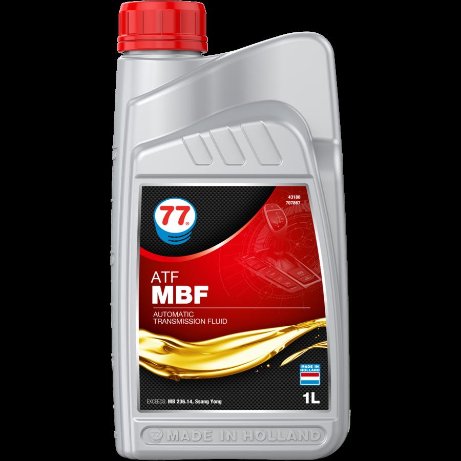 ATF MBF - Transmissievloeistof, 12 x 1 lt-2