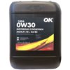 1004 0W-30 - Motorolie, 10 lt