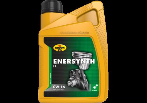 Kroon Oil Enersynth FE 0W-16 - Motorolie, 1 lt
