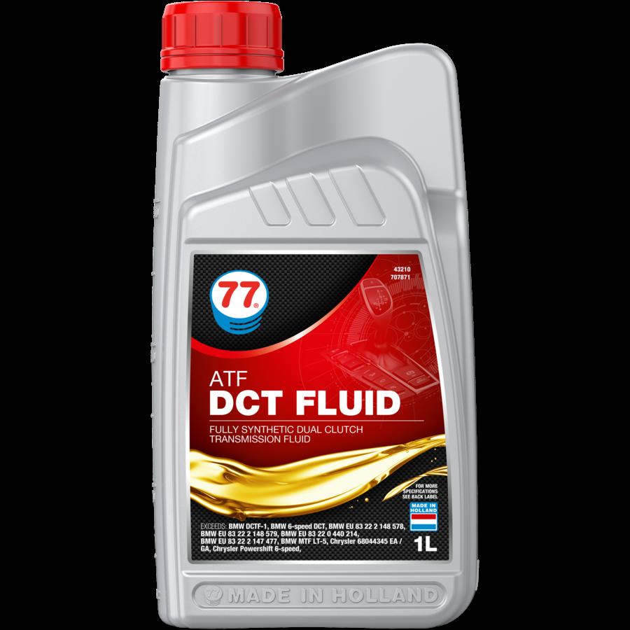 ATF DCT Fluid - Transmissievloeistof, 12 x 1 lt-2