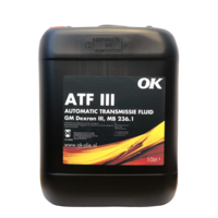 ATF III - Transmissie olie, 10 lt