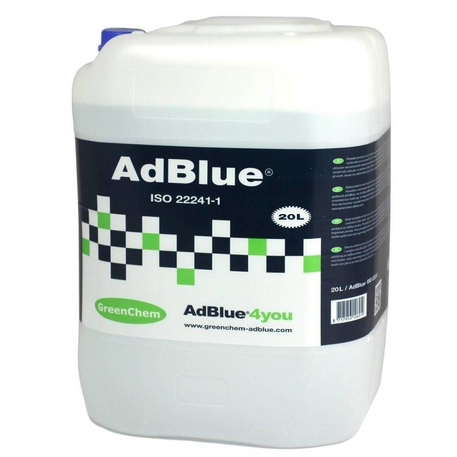AdBlue, 48 x 20 lt (960 lt)-2
