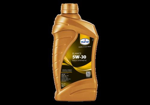 Eurol Elance 5W-30 - Motorolie, 1 lt