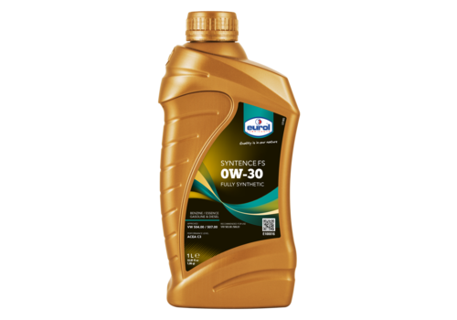 Eurol Syntence FS 0W-30 - Motorolie, 1 lt
