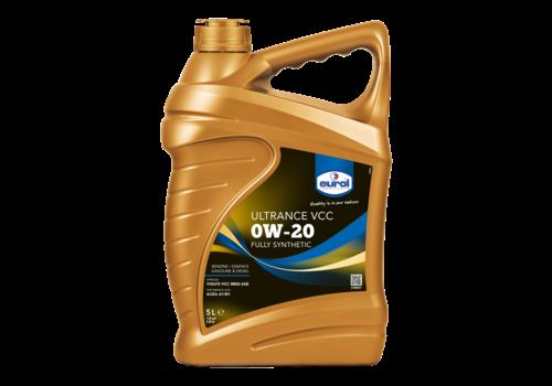 Eurol Ultrance VCC 0W-20 - Motorolie, 5 lt