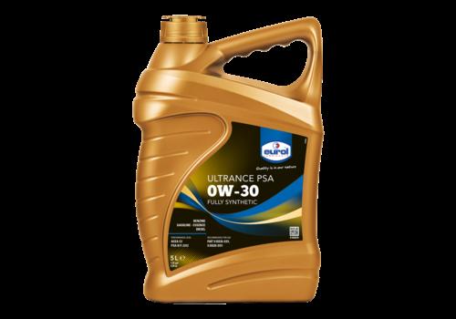 Eurol Ultrance PSA 0W-30 - Motorolie, 5 lt
