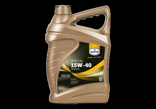 Eurol Special 15W-40 - Motorolie, 5 lt