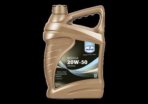 Eurol Bediga 20W-50 - Heavy Duty, 5 lt