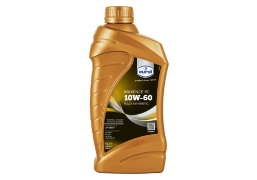 Eurol Maxence RC 10W-60 - Motorolie, 1 lt