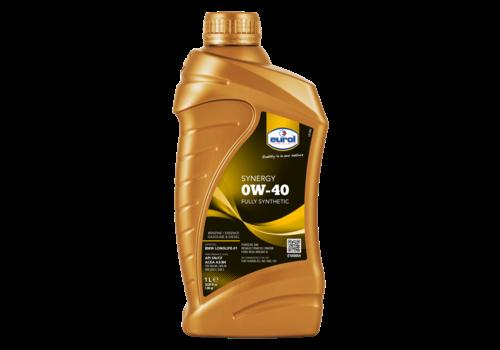 Eurol Synergy 0W-40 - Motorolie, 1 lt