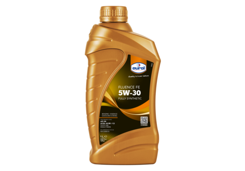Eurol Fluence FE 5W-30 - Motorolie, 1 lt