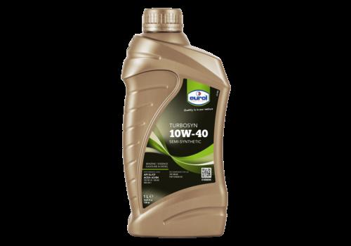 Eurol Turbosyn 10W-40 - Motorolie, 1 lt