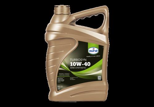 Eurol Turbosyn 10W-40 - Motorolie, 5 lt