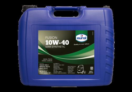 Eurol Fusion 10W-40 - Heavy Duty, 20 lt