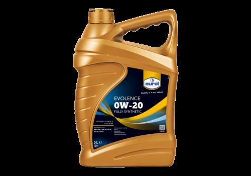 Eurol Evolence 0W-20 - Motorolie, 5 lt
