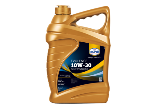 Eurol Evolence 10W-30 - Motorolie, 5 lt