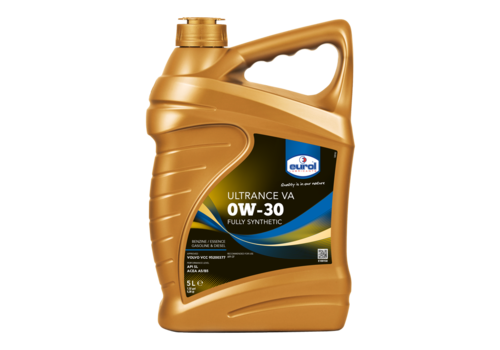 Eurol Ultrance VA 0W-30 - Motorolie, 5 lt
