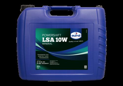 Eurol Powershift LSA 10W - Versnellingsbakolie, 20 lt