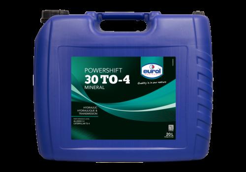 Eurol Powershift 30 TO-4 - Versnellingsbakolie, 20 lt