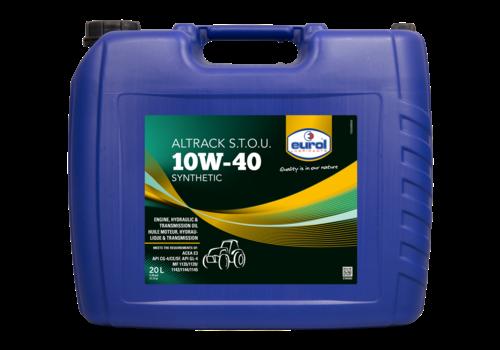 Eurol Altrack 10W-40 STOU SYN - Tractorolie, 20 lt