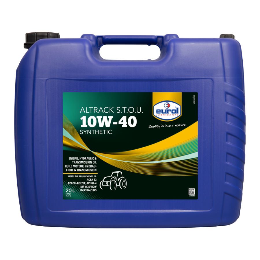 Altrack 10W-40 STOU SYN - Tractorolie, 20 lt-1