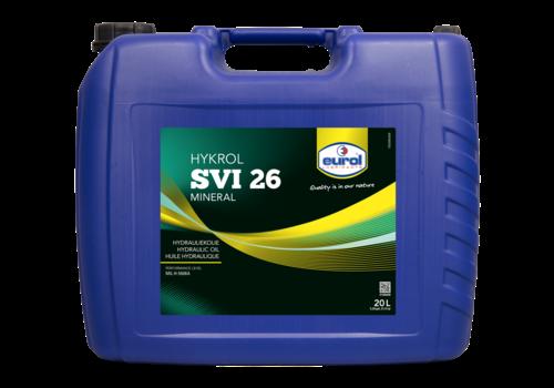 Eurol Hykrol SVI 26 - Hydraulische olie, 20 lt
