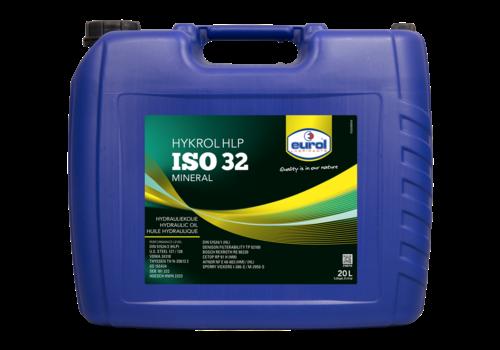 Eurol Hykrol HLP ISO 32 - Hydrauliek olie, 20 lt