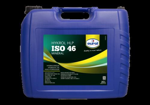 Eurol Hykrol HLP ISO 46 - Hydrauliek olie, 20 lt