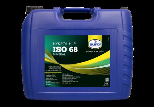 Eurol Hykrol HLP ISO 68 - Hydrauliek olie, 20 lt