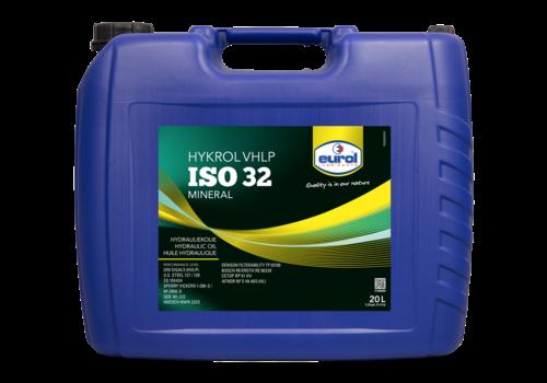 Eurol Hykrol VHLP ISO 32 - Hydrauliek olie, 20 lt