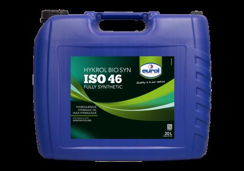 Eurol Hykrol BIO Syn ISO-VG 46 - Hydrauliek olie, 20 lt