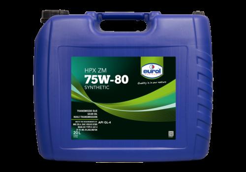 Eurol HPX ZM 75W-80 GL4 - Transmissieolie, 20 lt