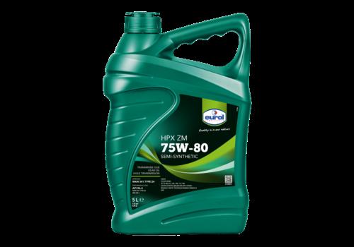 Eurol HPX ZM 75W-80 GL4 - Transmissieolie, 5 lt