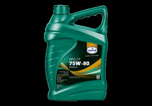 Eurol HPG 75W-80 GL5 CP - Transmissieolie, 5 lt